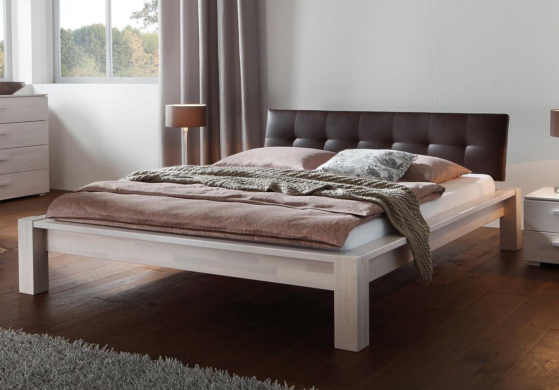 Stilbetten Bett Holzbetten Melissa Buche Kirschbaumfarbig 180×200 cm jetzt kaufen