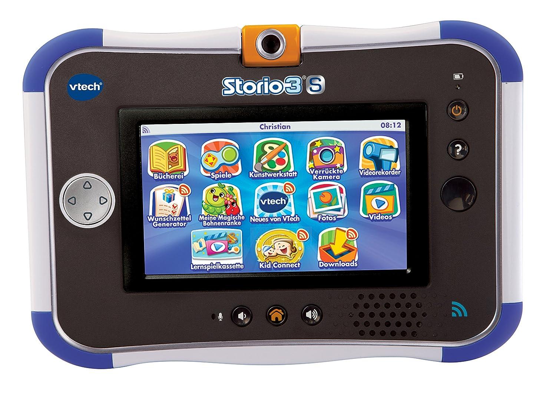 VTech 80-158804 – Storio 3S Lern-Tablet, blau online kaufen