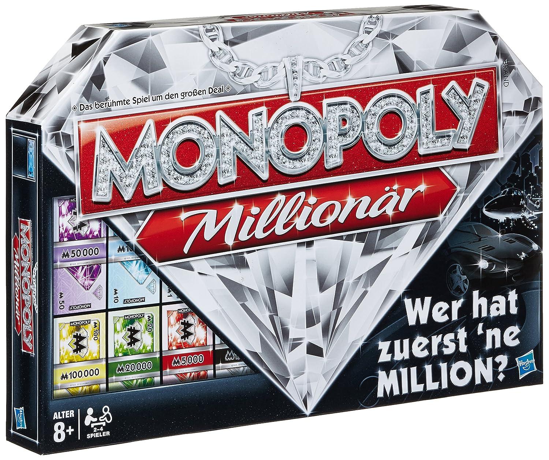Hasbro 98838100 - Monopoly Millionär