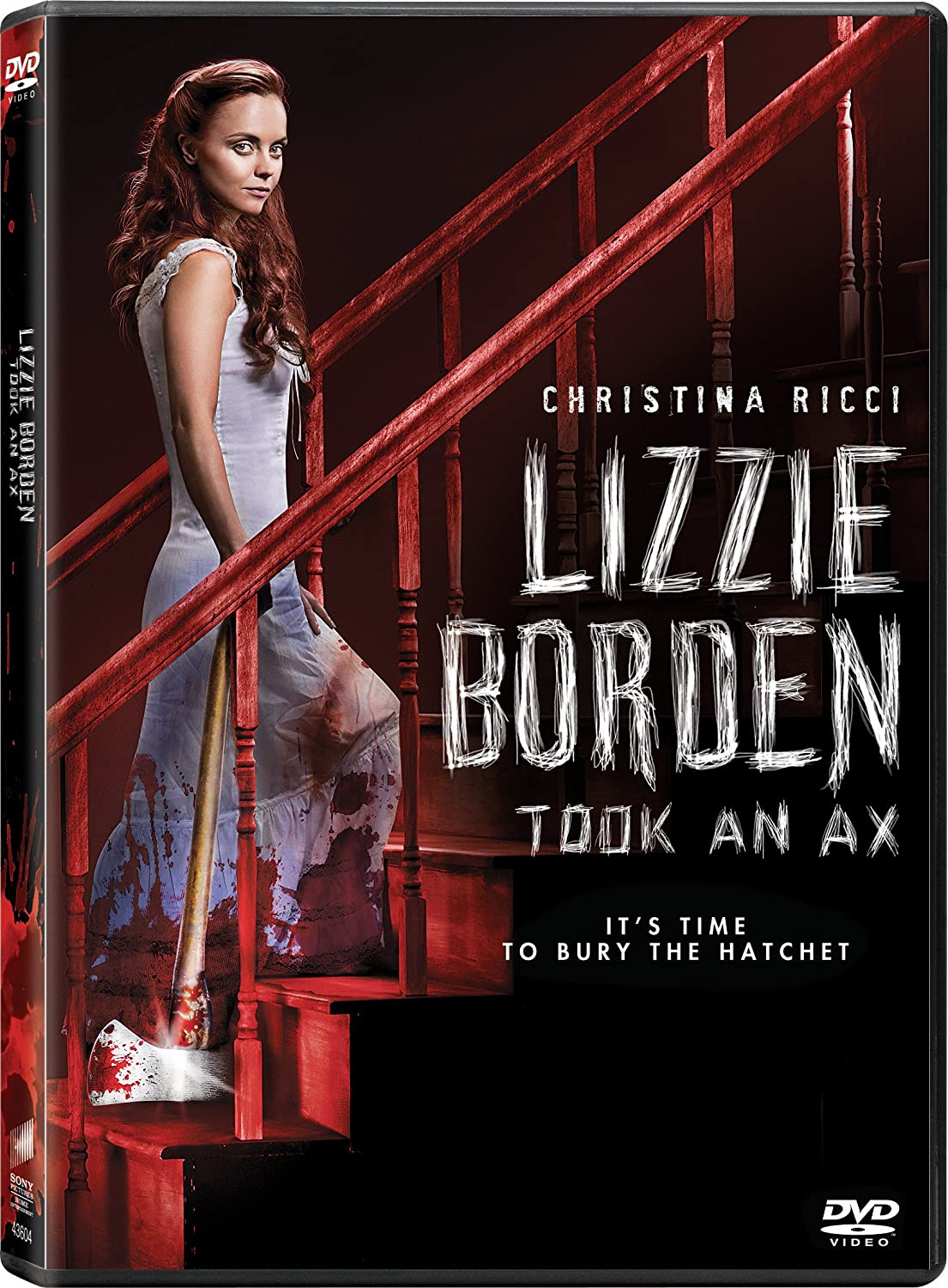 Lizzie Borden Took an Ax affiche