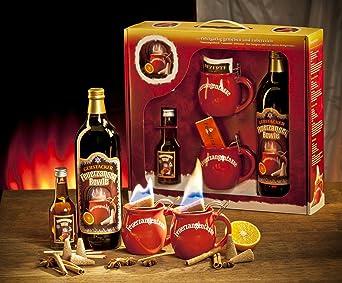 Sonstige Offizielle Website Feuerzangentassen Geschenkidee Feuerzangenbowle Terrakotta Set Bar & Wein-accessoires