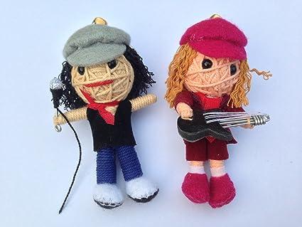 World String String Doll World Ac/dc Set