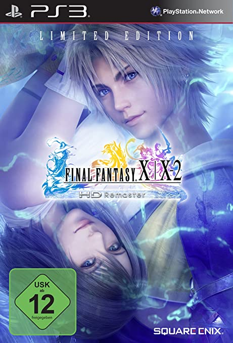 Final Fantasy X/X-2 HD Remaster (Limited Edition), PS3