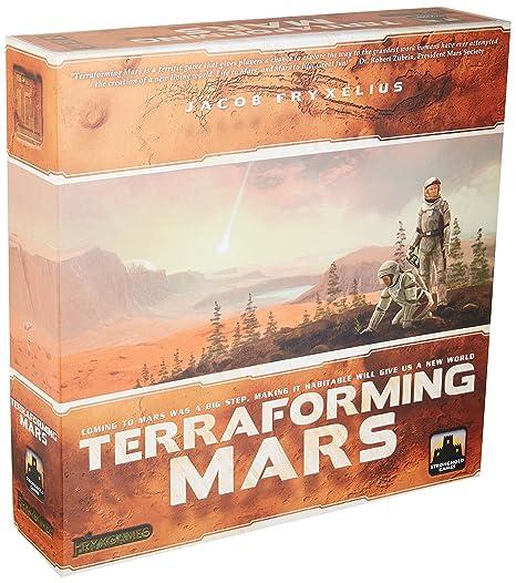 Terraforming Mars - English