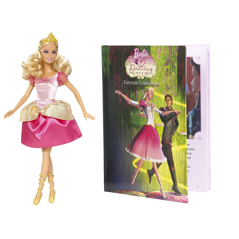 juegos de barbie y las doce: