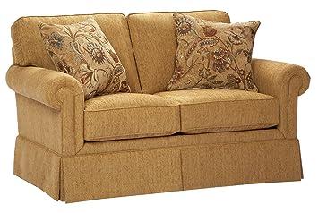 Broyhill Audrey Loveseat - 3762-1Q (Fabric 7818-83D/7806-82N)
