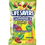 Life Savers Sours Gummies Candy Bag, 7 ounce (12 Packs) (Tamaño: 7 ounce (12 Bags))