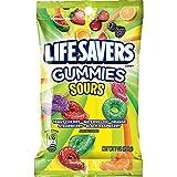 Life Savers Sours Gummies Candy Bag, 7 ounce (12 Packs) (Tamaño: 7 ounce (12 Bags))