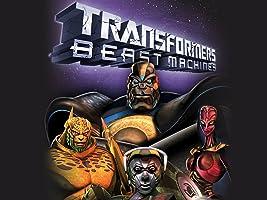 Beast Machines: Transformers, Staffel 1