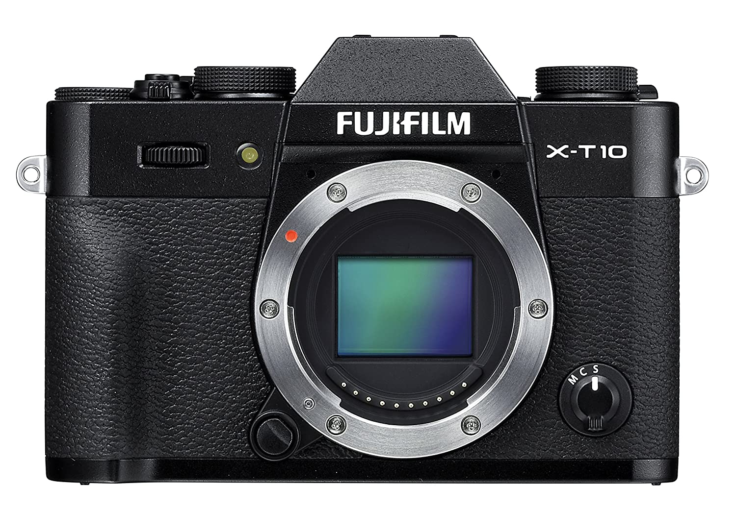 Fujifilm X-T10 Body Black Mirrorless Digital Camera