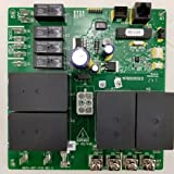 Sundance Spas - Circuit Board 2-PUMP LED 2014, CIRC, LX-15 Sweetwater - 6600-726 ,-WH#G4832 TYG43498TY4-U715247 (Color: Green)