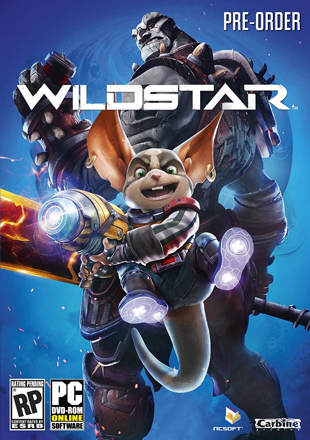 Wildstar Preorder / Wildstar Beta Weekend Access