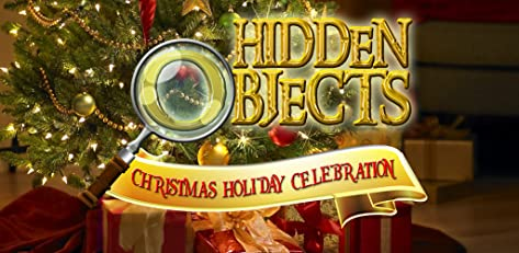 Christmas Holiday Celebration - Hidden Objects