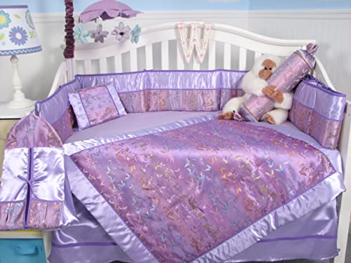 Butterfly Crib Bedding Tktb