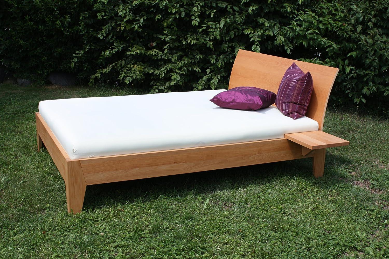 Singlebett Kinderbett 100×200 cm Massivholz Buche geölt jetzt bestellen