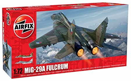 Airfix - AI04037 - Maquette - MIG 29 - Fulcram
