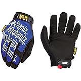Mechanix Wear - Original Work Gloves (Large, Blue) (Color: Blue, Tamaño: Large)