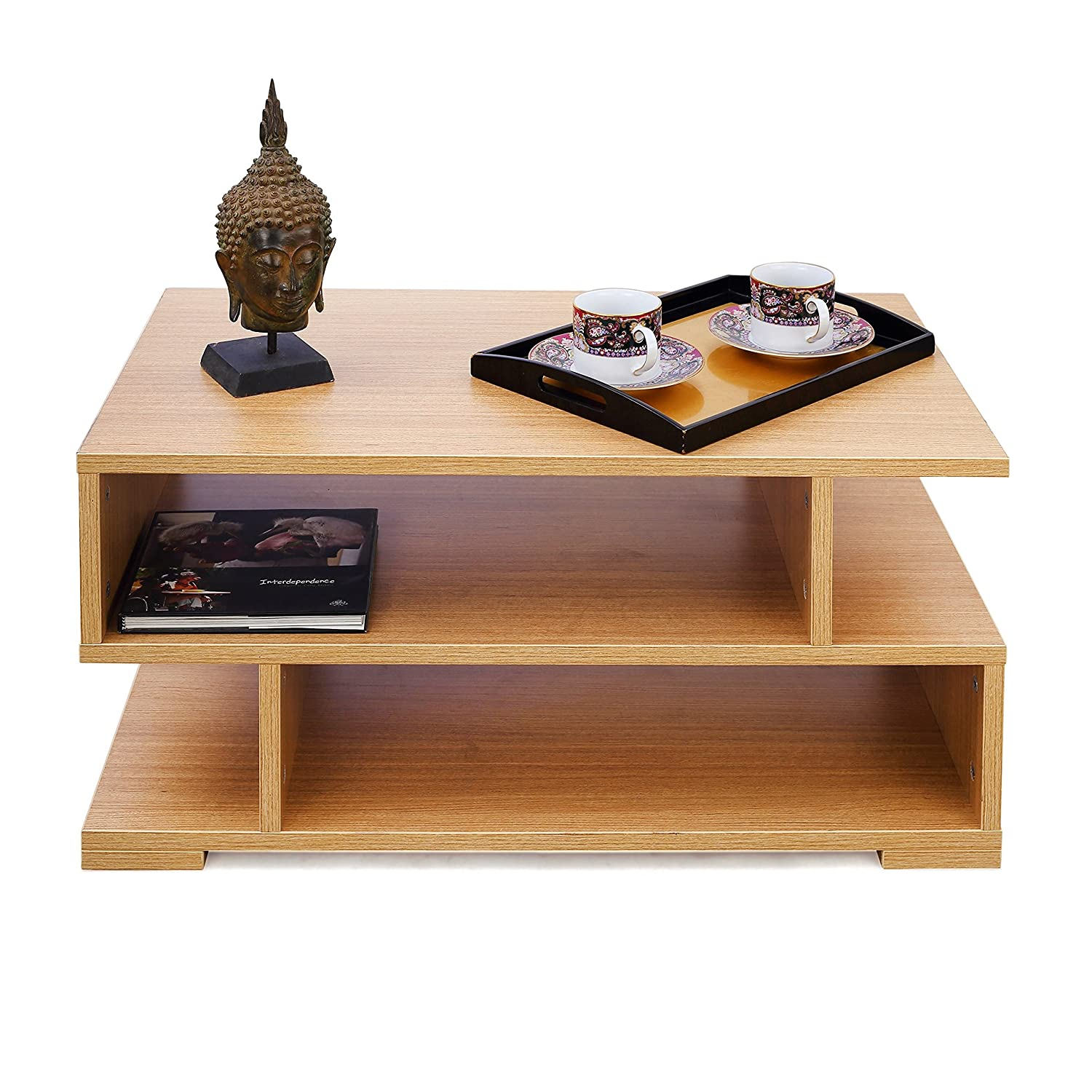 Forzza daniel tv unit small matt finish teak best for Furniture tipoi design