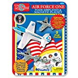 T.S. Shure Air Force One Paper Plane Jets Activity Tin Playset