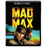 Mad Max: Fury Road [4K Ultra HD + Blu-ray + Digital HD]