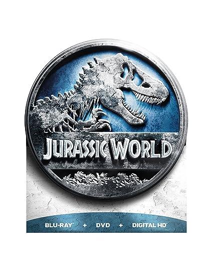 Jurassic World (Limited Edition) (Blu-ray + DVD + Digital HD)