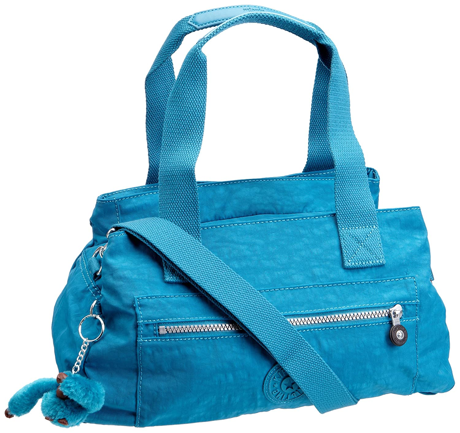Kipling Women'S Cammie Small Shoulder Bag Blue Teal 26