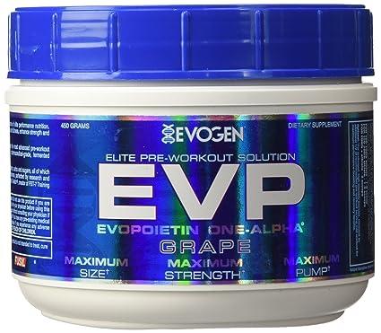 Evogen EVP Pre Workout