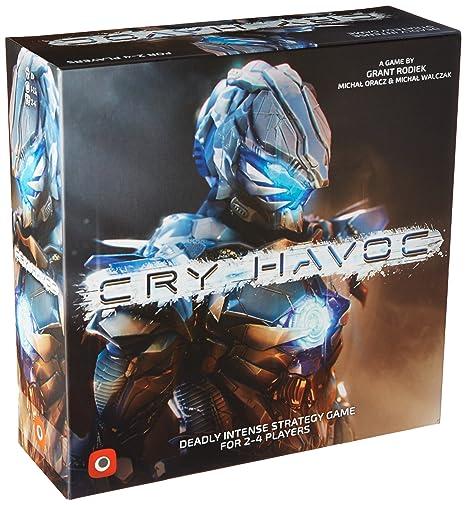 """portail Jeux Plg071""""Cry Havoc"""" Jeu de cartes"""