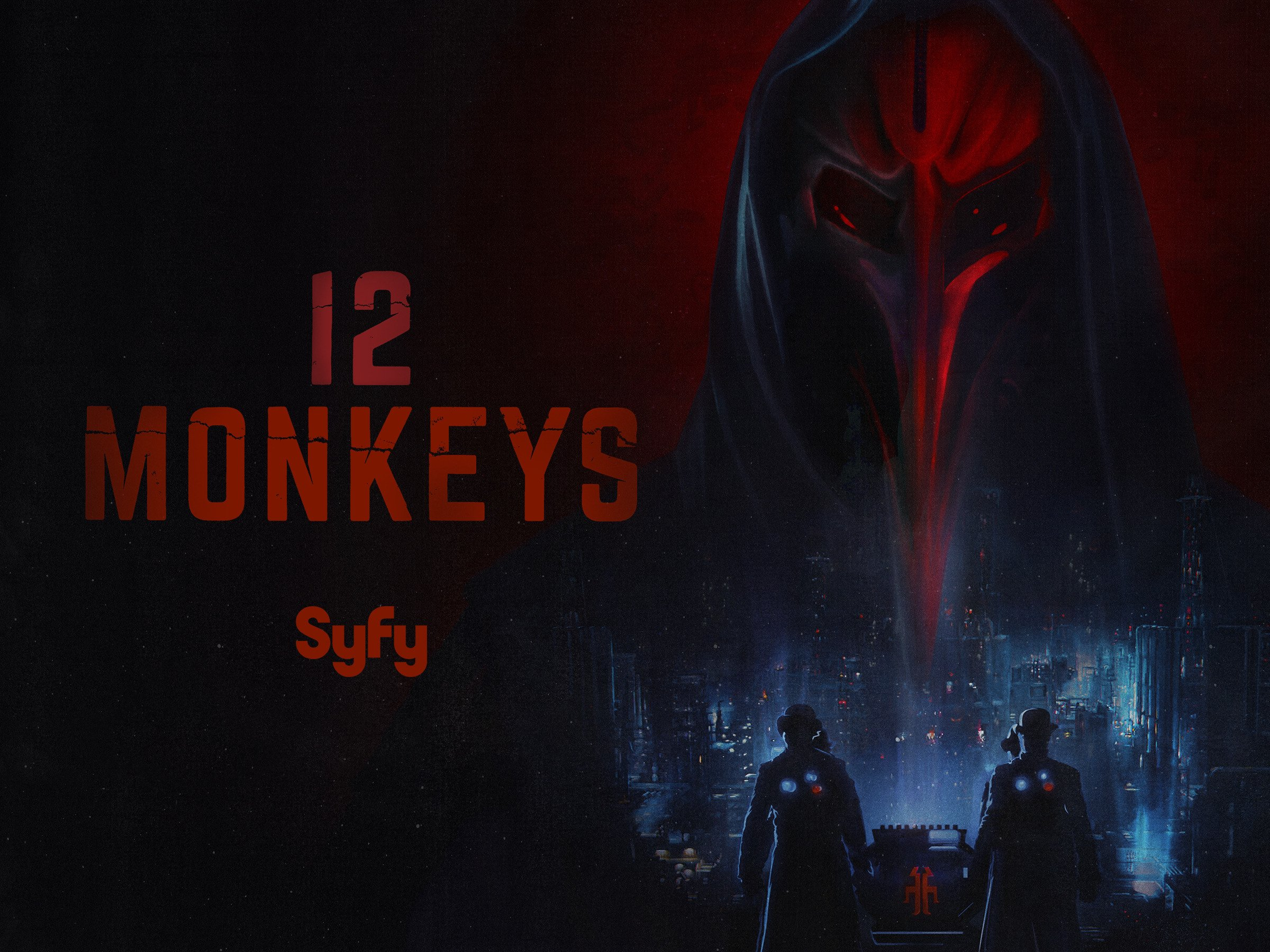 12 Monkeys, Season 3 - Season 3