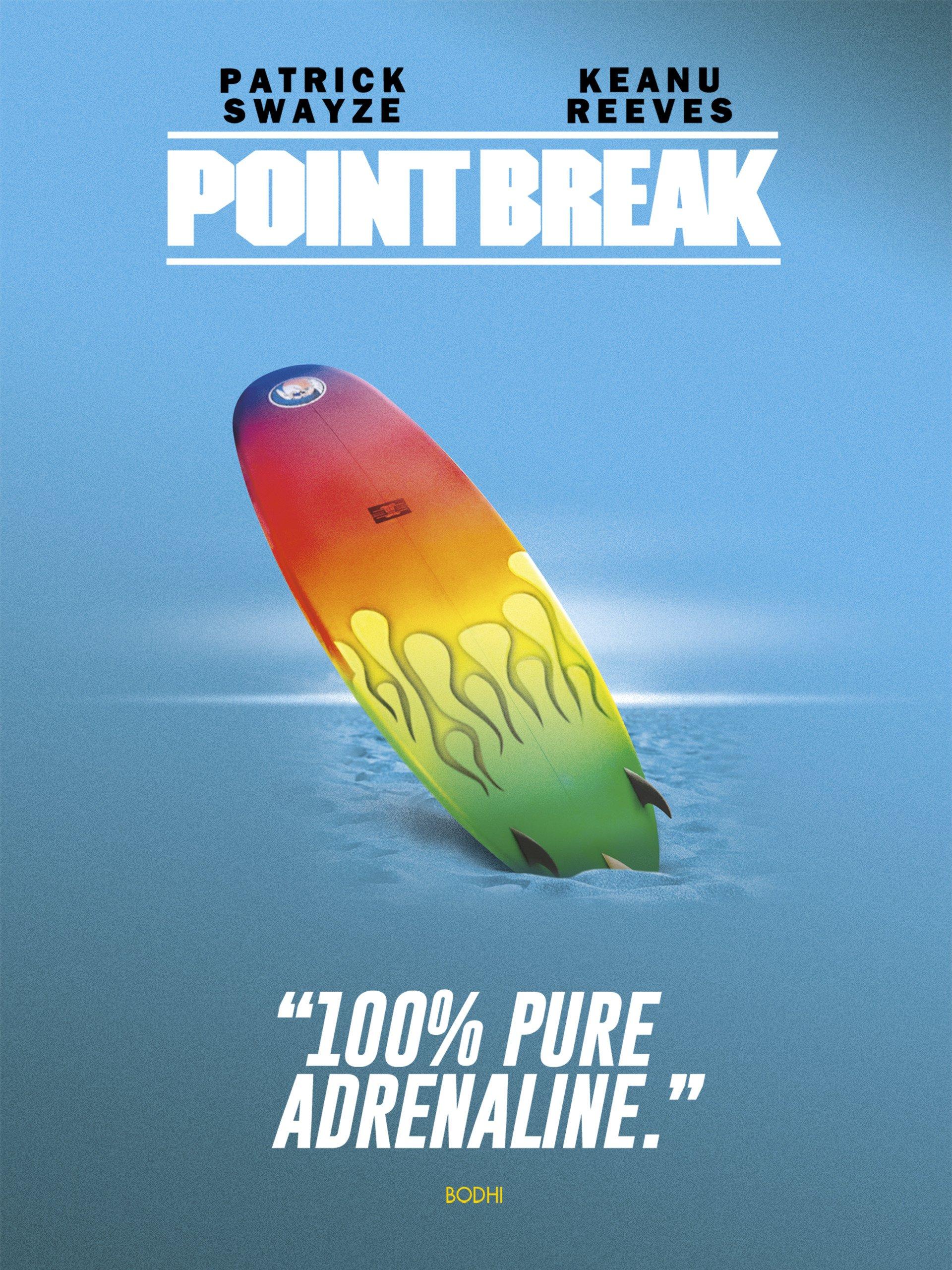 Point Break on Amazon Prime Instant Video UK