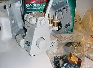 Singer Tiny Serger Overedging Machine