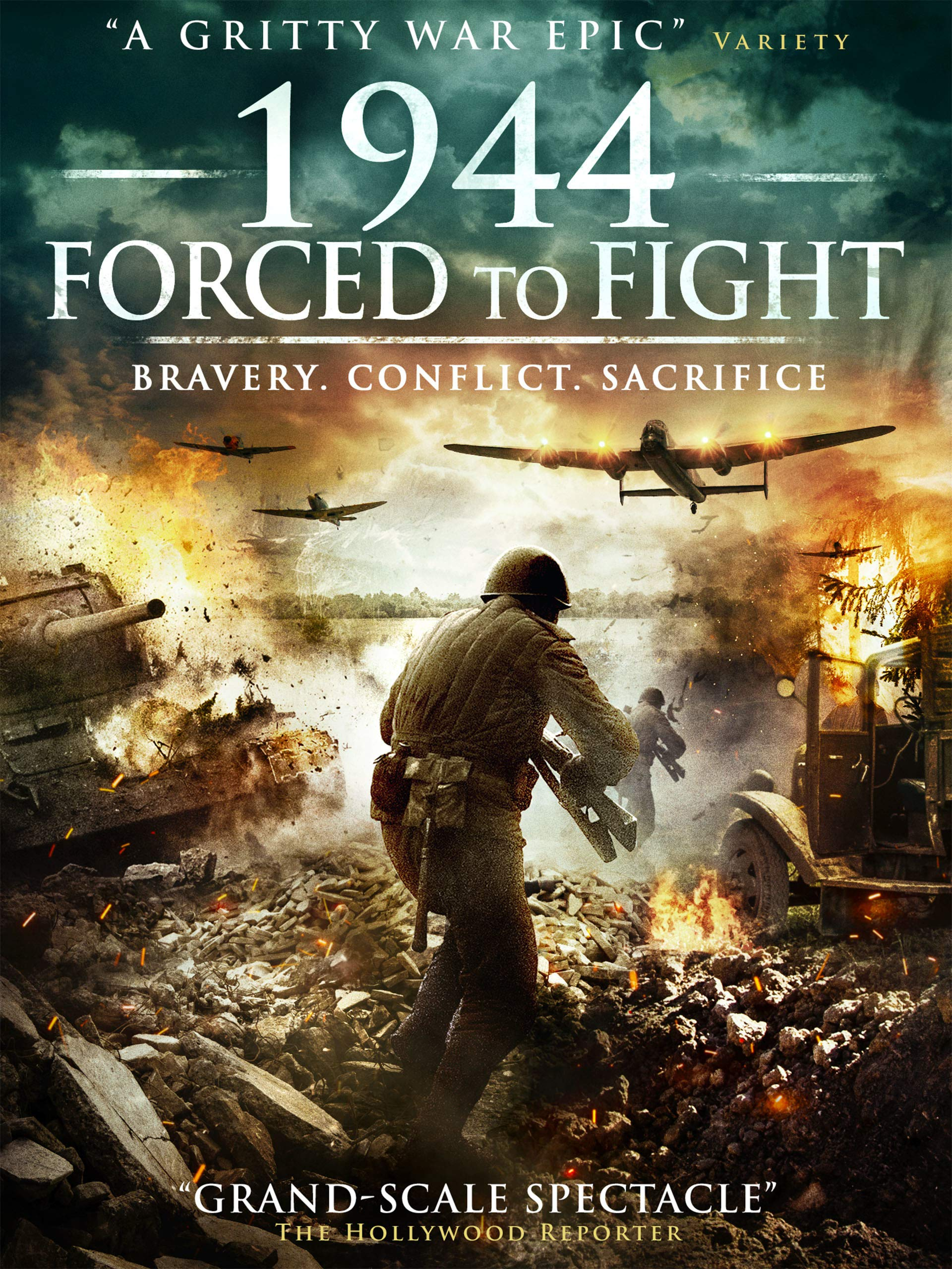 1944: Forced to Fight