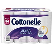 36-Rolls Cottonelle Ultra Comfort Care Toilet Paper