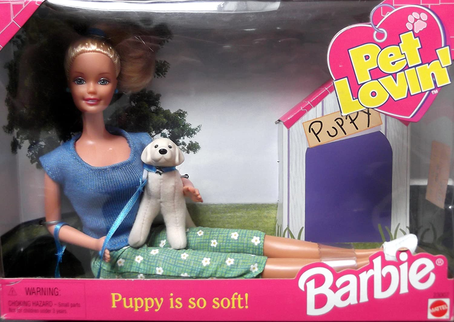 Pet Lovin' Barbie 1998 kaufen