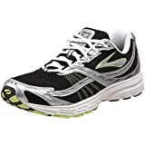 Brooks Men's Launch Running Shoe,Black/Silver/Nightlife,15 D(M) US
