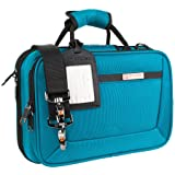 Protec Bb Clarinet Slimline PRO PAC Case, Teal Blue, Model PB307TB