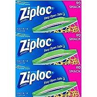 270-Count Ziploc Snack Bags