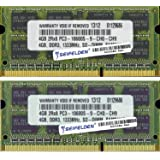 8GB (2X4GB) Memory RAM for Dell Latitude E6410 Laptop Memory Upgrade - Limited from Seifelden (Tamaño: 8 Gb)