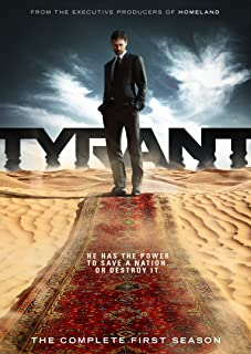 Book Cover: Tyrant Season 1
