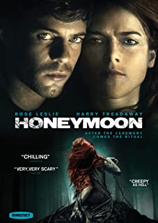 Book Cover: Honeymoon