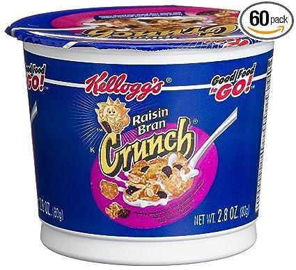 Raisin Bran Crunch Cereal to