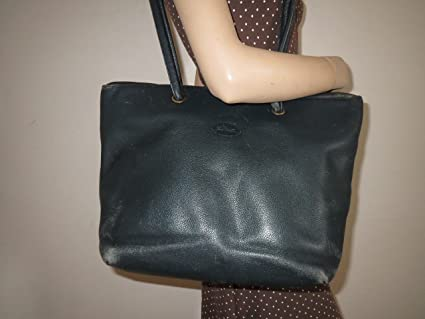 Longchamp Shopper Leder