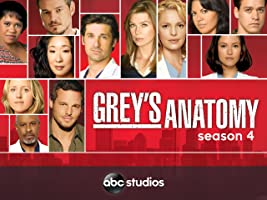 Grey's Anatomy - Season 4 [OV]