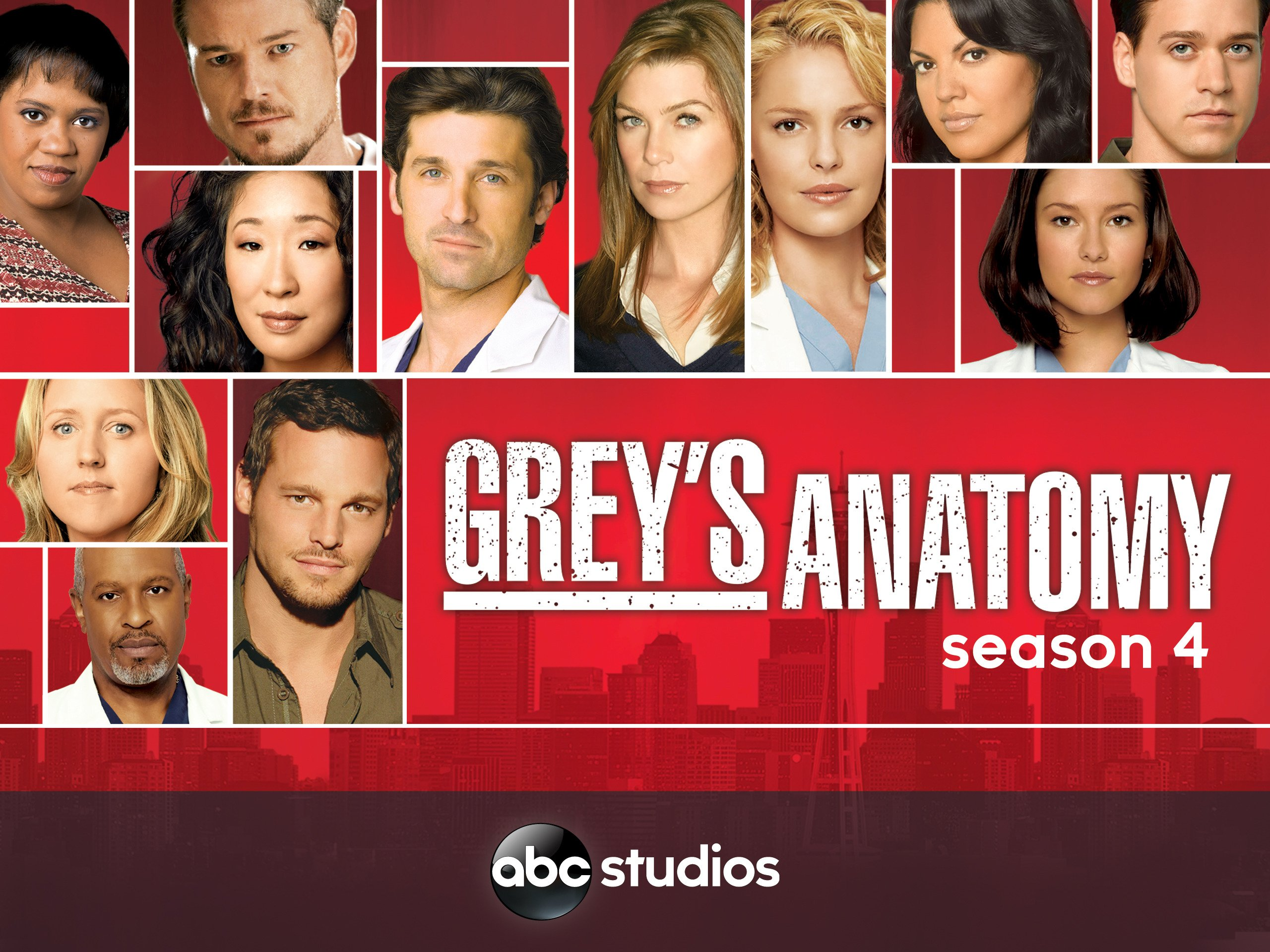 Watch \'Grey\'s Anatomy Season 4\' on Amazon Prime Instant Video UK ...
