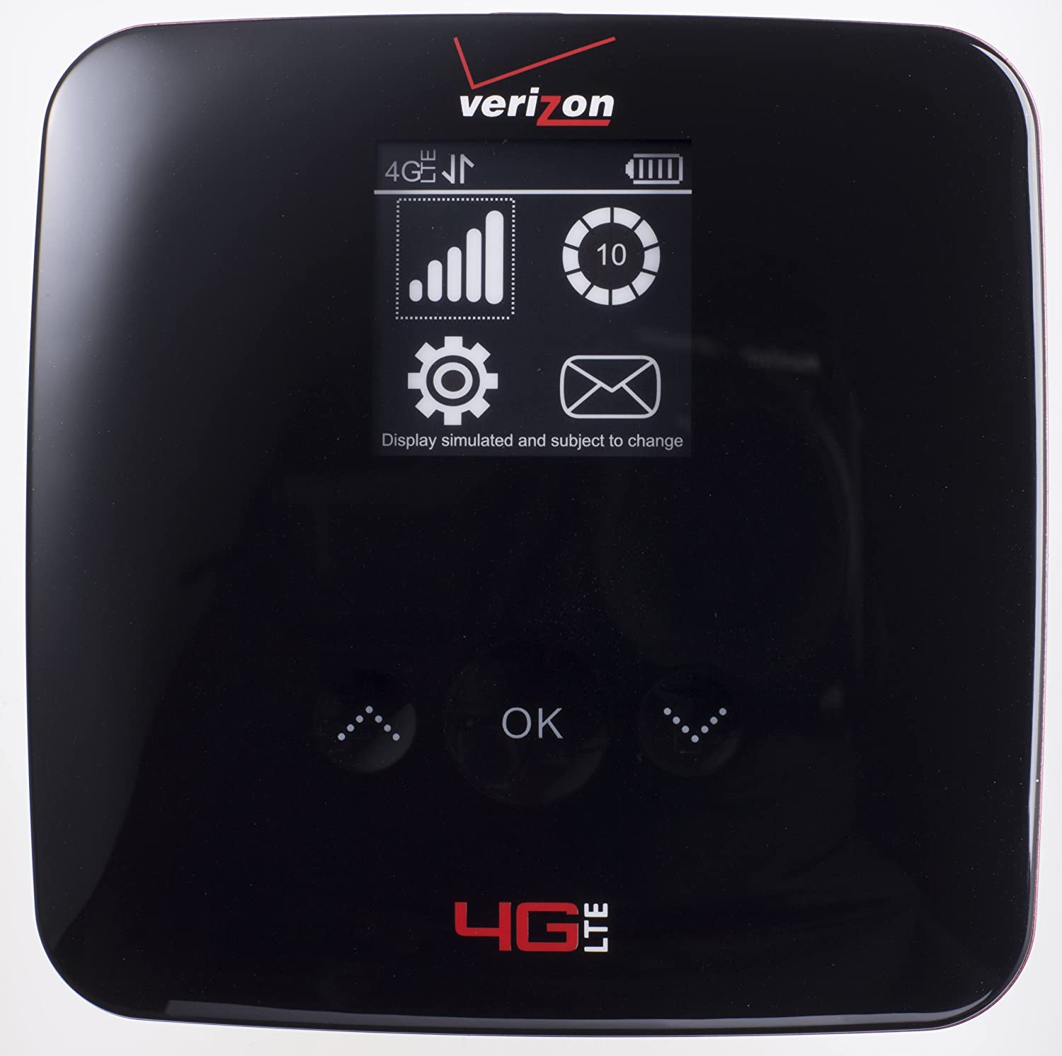 Verizon MiFi 890L Jetpack 4G Mobile Hotspot (Verizon Wireless)