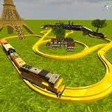 Kids Advanced Train Construction