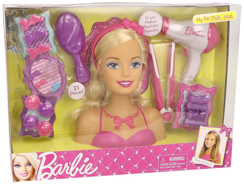 Barbie Deluxe Styling Head günstig bestellen