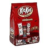 KIT KAT Halloween Spooky Miniatures, Perfect for Halloween Decorations, Halloween Candy, 36 Ounce Bulk Candy (Tamaño: 36.0 ounces)