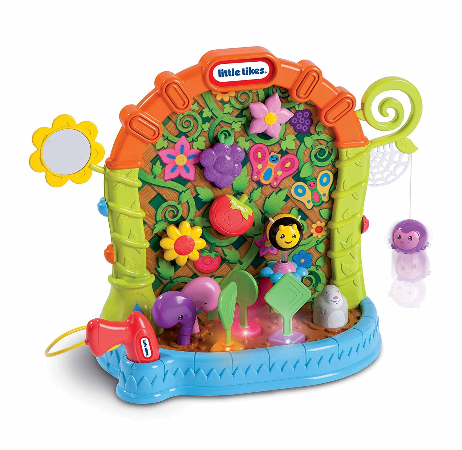 An Image of Little Tikes Activity Garden Plant 'n Play