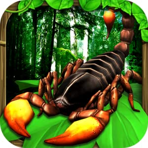 Scorpion Simulator from Gluten Free Games